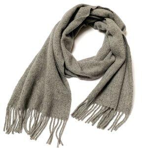 Saks cashmere scarf